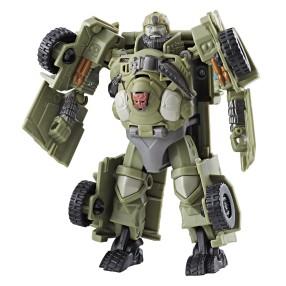 Hasbro Transformers MV5 - Ostatni Rycerz All Spark Tech Autobot Hound C3418