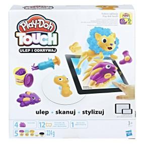 Play-Doh Touch - Ulep i odkrywaj Zestaw interaktywny B9018