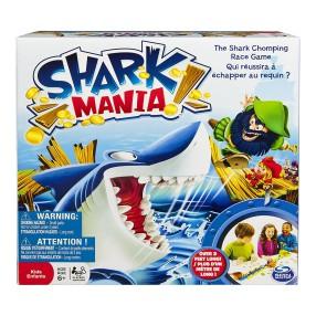 Spin Master - Shark Mania Gra zręcznościowa Gryzący Rekin 20084033