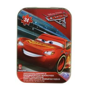 Spin Master - Puzzle Auta 3 Mini 24 elem. 20083912