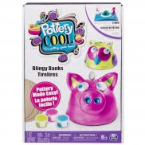 Spin Master - Pottery Cool - Zestaw uzupełniający Blingy Banks Holders 20078937