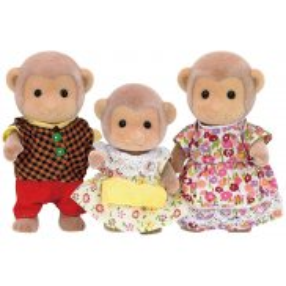 Sylvanian Families - Rodzina małpek 5214