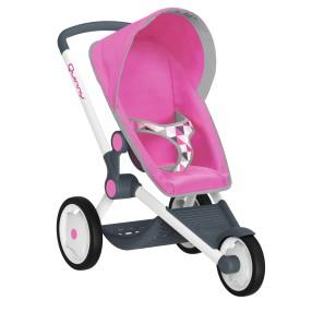 Smoby Maxi-Cosi Quinny - Wózek Spacerówka Jogger dla lalki 255097