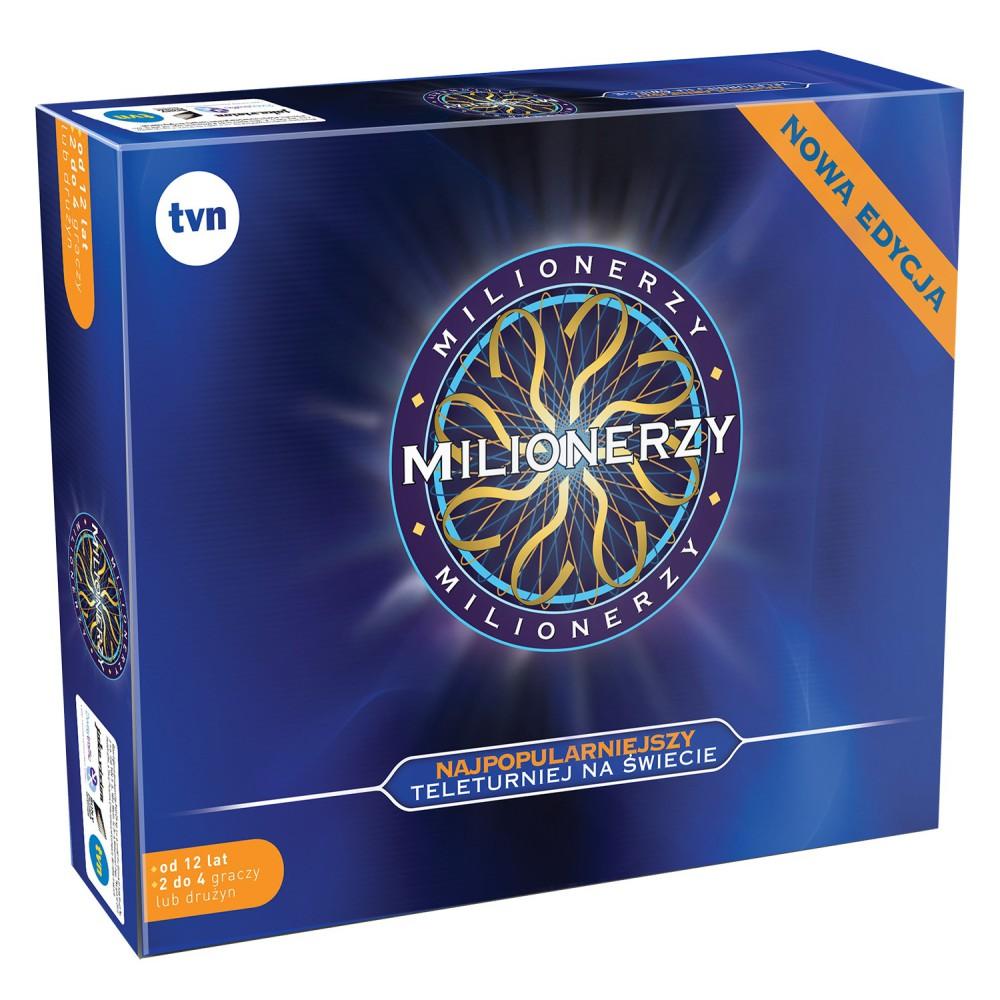 TM Toys - Gra Milionerzy 308295