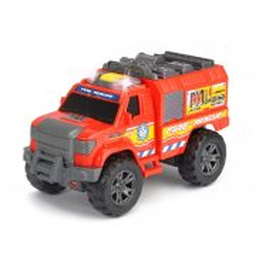 Dickie Action Series - Jeżdżąca Straż Pożarna 3304010