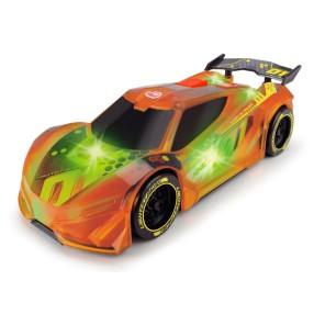 Dickie Racing - Pojazd Lightstreak Racer ze światłem i dźwiękiem 3763002