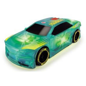 Dickie Racing - Pojazd Lightstreak Tuner ze światłem i dźwiękiem 3763003
