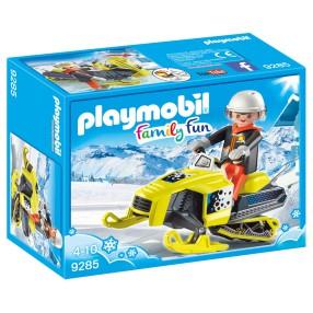 Playmobil - Skuter śnieżny 9285