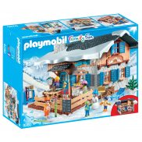 Playmobil - Chata górska 9280