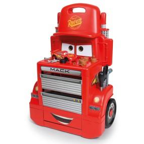 Smoby Auta - Warsztat Maniek wózek z narzędziami 360208