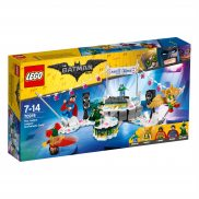 LEGO Batman - Impreza jubileuszowa Ligi Sprawiedliwości 70919