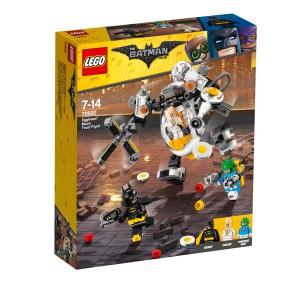 LEGO Batman - Mech Eggheada i bitwa na jedzenie 70920