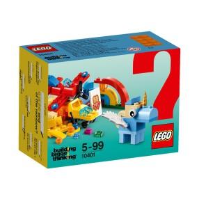 LEGO Classic - Tęczowa zabawa 10401