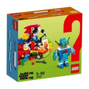 LEGO Classic - Wyprawa w przyszłość 10402