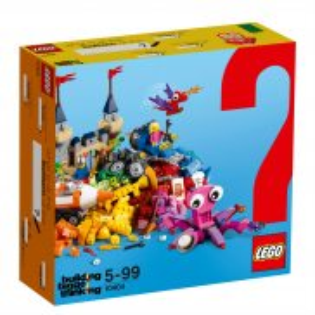 LEGO Classic - Na dnie oceanu 10404