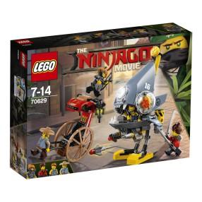 LEGO Ninjago Movie - Atak Piranii 70629