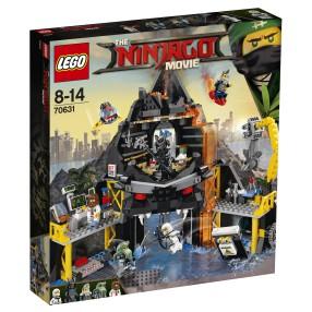 LEGO Ninjago Movie - Wulkaniczna kryjówka Garmadona 70631