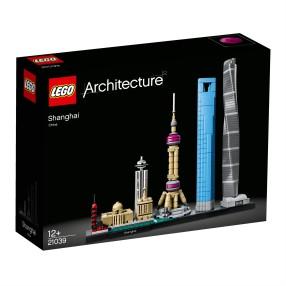 LEGO Architecture - Szanghaj 21039
