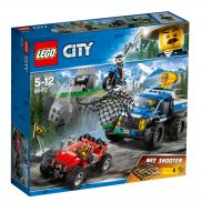 LEGO CITY - Pościg górską drogą 60172