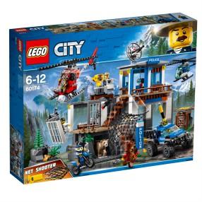 LEGO CITY - Górski posterunek policji 60174