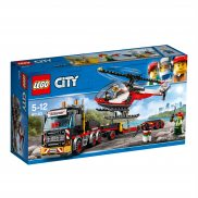 LEGO CITY - Transporter ciężkich ładunków 60183