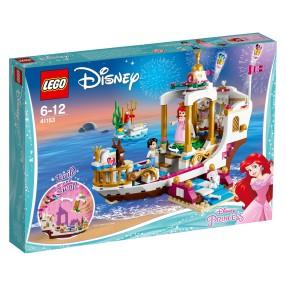 LEGO Disney Princess - Uroczysta łódź Ariel 41153