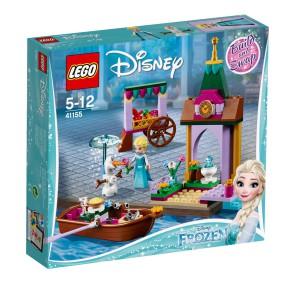 LEGO Disney Princess - Przygoda Elzy na targu 41155
