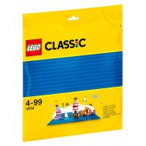 LEGO Classic - Niebieska płytka konstrukcyjna 10714