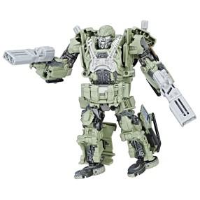Hasbro Transformers MV5 - Ostatni Rycerz Premier Voyager Autobot Hound C2357