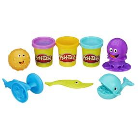 Play-Doh - Ciastolina Morskie Zwierzątka B1378