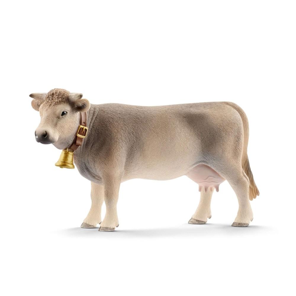 Schleich - Rasa Braunvieh - Krowa 13874