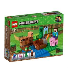LEGO Minecraft - Farma arbuzów 21138