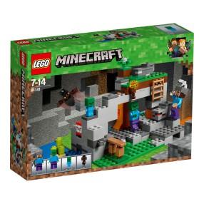 LEGO Minecraft - Jaskinia zombie 21141