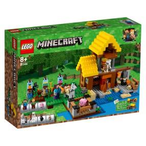 LEGO Minecraft - Wiejska chatka 21144