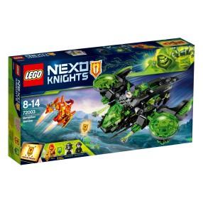 LEGO Nexo Knights - Bombowiec Berserkera 72003
