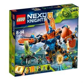LEGO Nexo Knights - Starcie technologicznych czarodziejów 72004