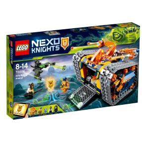 LEGO Nexo Knights - Arsenał Axla 72006