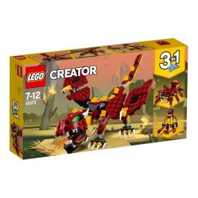 LEGO Creator - Mityczne stworzenia 31073