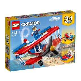 LEGO Creator - Samolot kaskaderski 31076