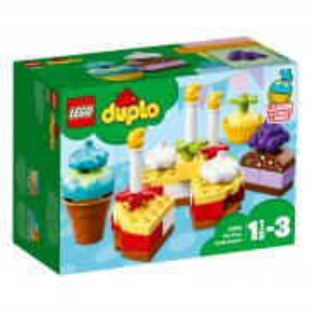 LEGO Duplo - Moje pierwsze przyjęcie 10862
