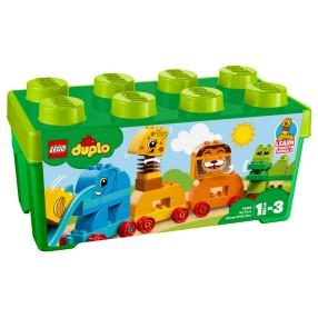 LEGO Duplo - Pociąg ze zwierzątkami 10863