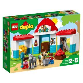 LEGO Duplo - Stajnia z kucykami 10868
