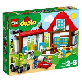 LEGO Duplo - Przygody na farmie 10869