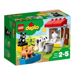LEGO Duplo - Zwierzątka hodowlane 10870
