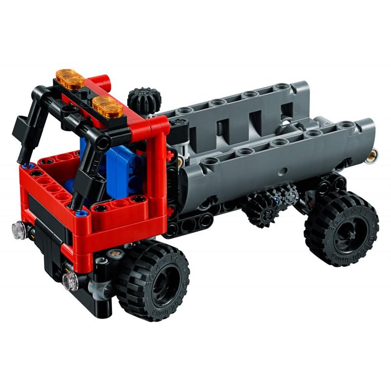 Lego Technic Hakowiec 2w1 42084