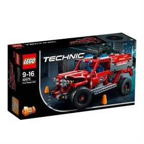 LEGO Technic - Pojazd szybkiego reagowania 2w1 42075