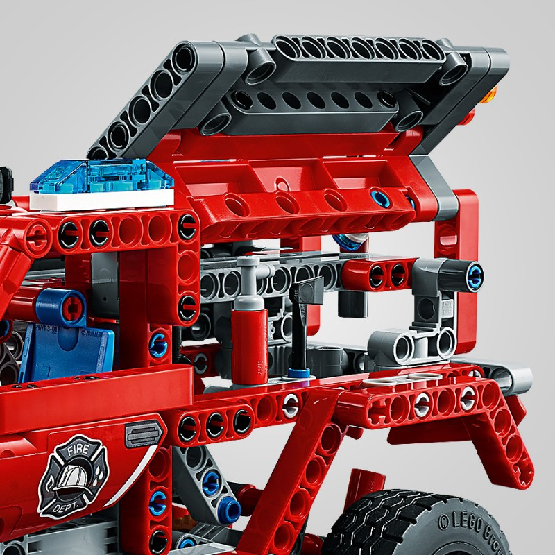 Lego Technic Pojazd Szybkiego Reagowania 2w1 42075