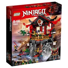 LEGO Ninjago - Świątynia Wskrzeszenia 70643