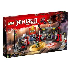 LEGO Ninjago - Kwatera główna S.O.G. 70640
