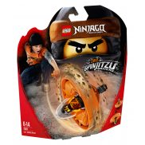 LEGO Ninjago - Cole - mistrz Spinjitzu 70637